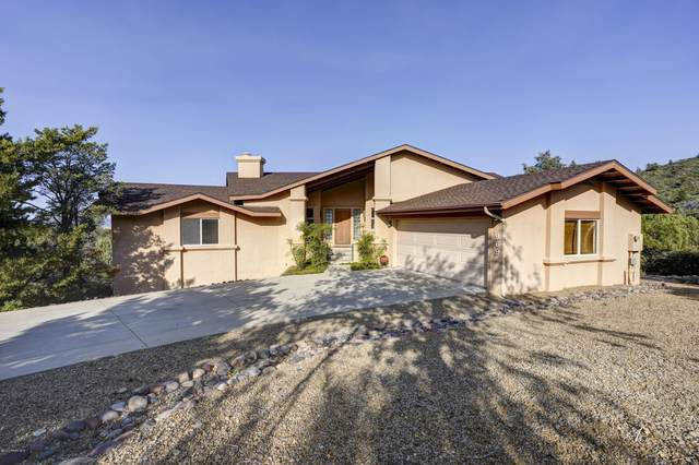269 Morning Glow Circle, Prescott, AZ 86303 (#1031961) :: Shelly Watne