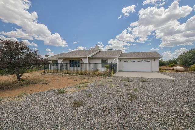17313 E Lions Crossing Rd Road, Dewey-Humboldt, AZ 86327 (MLS #1031988) :: Conway Real Estate