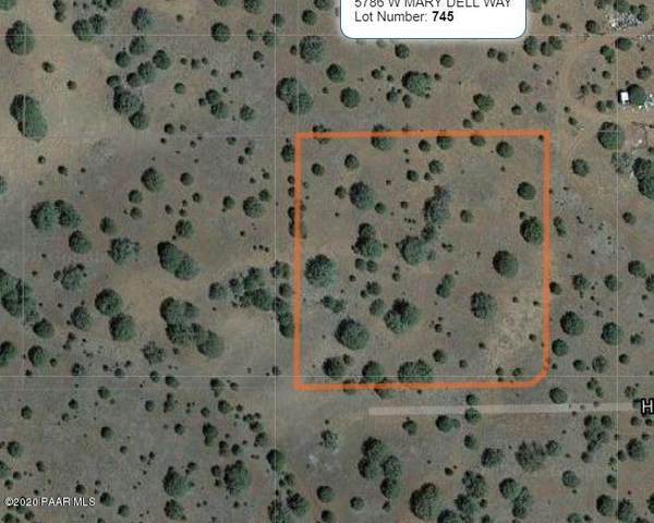 5787 Hillcrest Drive, Ash Fork, AZ 86320 (MLS #1032021) :: Conway Real Estate