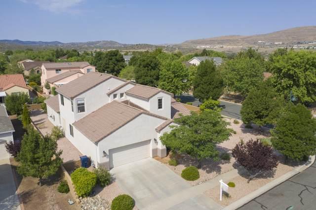 7183 E Slow Draw Drive, Prescott Valley, AZ 86314 (#1032114) :: West USA Realty of Prescott