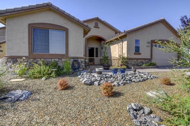 1013 Queen Ann Drive, Prescott, AZ 86301 (#1032121) :: West USA Realty of Prescott