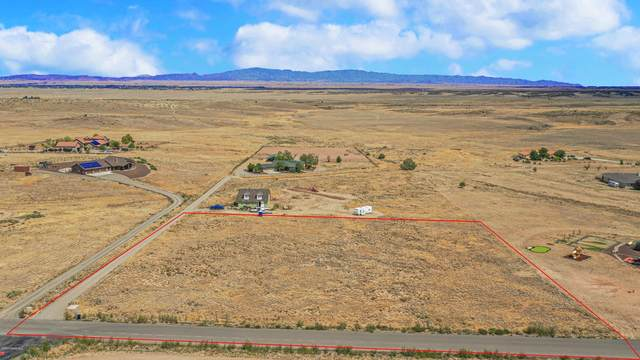 11455 N Cowboy Trail, Prescott, AZ 86305 (#1032170) :: West USA Realty of Prescott