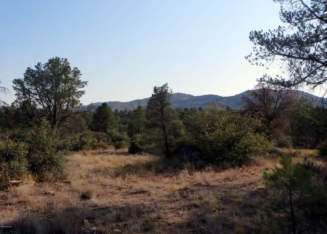 17575 W Buckhorn Drive, Peeples Valley, AZ 86332 (#1032198) :: Shelly Watne
