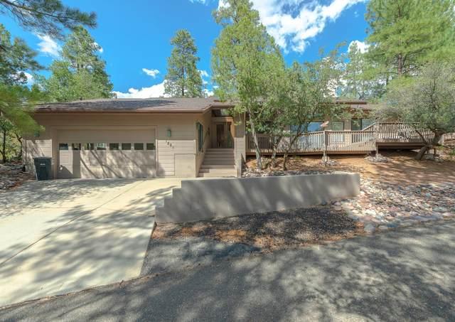 1281 Tanglewood Road, Prescott, AZ 86303 (#1032243) :: West USA Realty of Prescott