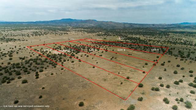 1340 E Sweet Valley Road, Paulden, AZ 86334 (MLS #1032280) :: Conway Real Estate