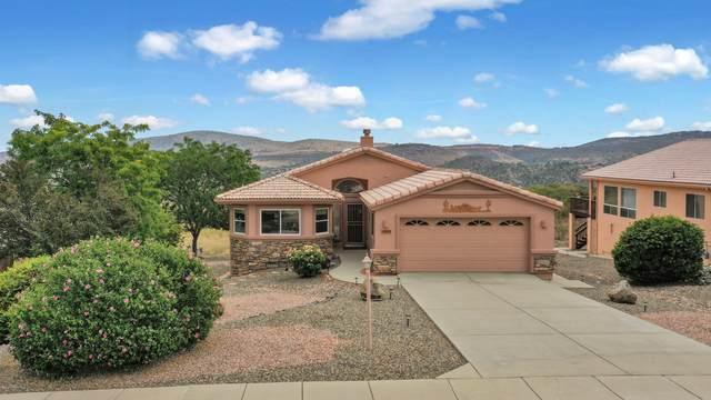 1985 St James Place, Prescott, AZ 86301 (#1032288) :: West USA Realty of Prescott