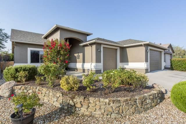 6889 E Kilkenny Place, Prescott Valley, AZ 86314 (#1032334) :: West USA Realty of Prescott