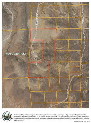 21 Mile High Road, Ash Fork, AZ 86320 (#1032357) :: West USA Realty of Prescott