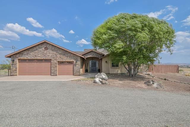 22305 N Malapai Ridge Road, Paulden, AZ 86334 (#1032360) :: West USA Realty of Prescott