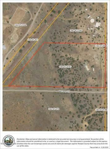 260 W Farm Trail, Ash Fork, AZ 86320 (#1032389) :: West USA Realty of Prescott