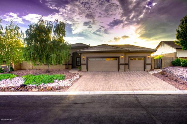 7456 N Park Crest Lane, Prescott Valley, AZ 86315 (#1032393) :: West USA Realty of Prescott