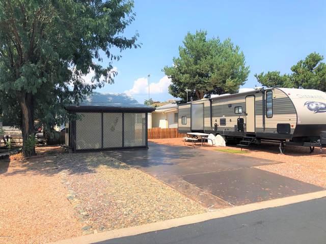 886 N Wild Walnut Drive, Prescott Valley, AZ 86314 (MLS #1032402) :: Conway Real Estate