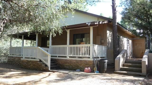 1545 W Pine Cone Way, Prescott, AZ 86303 (#1032448) :: West USA Realty of Prescott