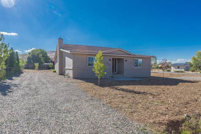 2880 N Valley View Drive, Prescott Valley, AZ 86314 (MLS #1032449) :: Conway Real Estate
