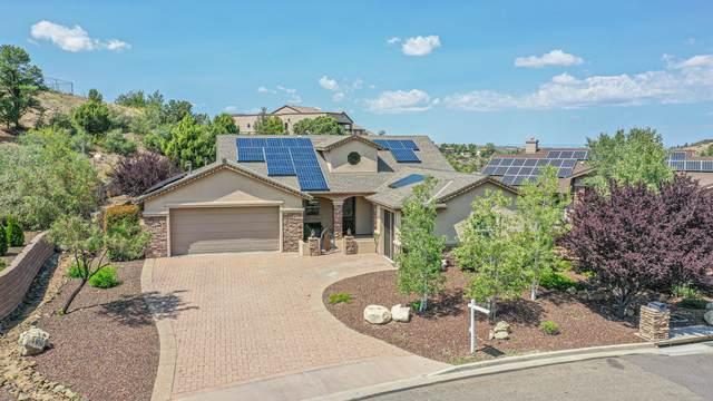 376 Trailwood Drive, Prescott, AZ 86301 (MLS #1032485) :: Conway Real Estate