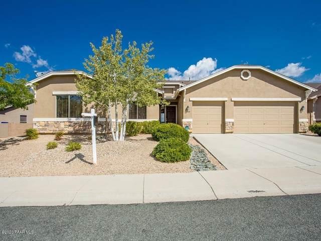 4505 N Kirkwood Avenue, Prescott Valley, AZ 86314 (#1032494) :: West USA Realty of Prescott