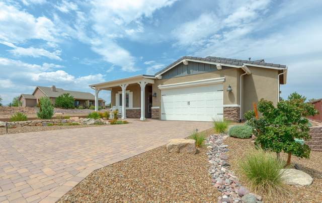 2798 Brooks Range, Prescott, AZ 86301 (#1032500) :: West USA Realty of Prescott