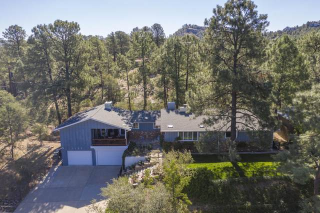 1123 W Skyview Drive, Prescott, AZ 86303 (#1032535) :: West USA Realty of Prescott