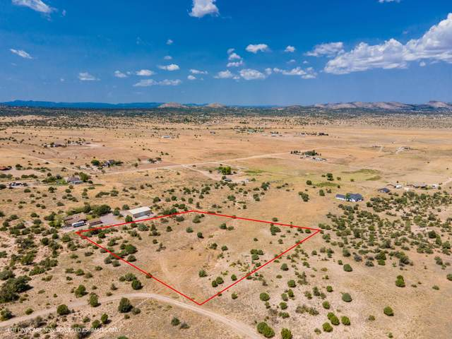 3591 Robertson Lane, Chino Valley, AZ 86323 (#1032555) :: West USA Realty of Prescott