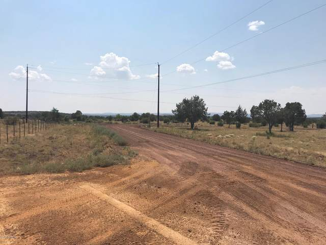 2059 N Core Avenue, Ash Fork, AZ 86320 (#1032581) :: West USA Realty of Prescott
