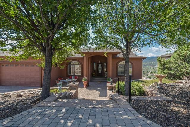 3945 Purple Sage, Prescott, AZ 86301 (#1032596) :: West USA Realty of Prescott