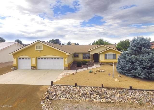 11784 E Longhorn Drive, Dewey-Humboldt, AZ 86327 (#1032648) :: West USA Realty of Prescott
