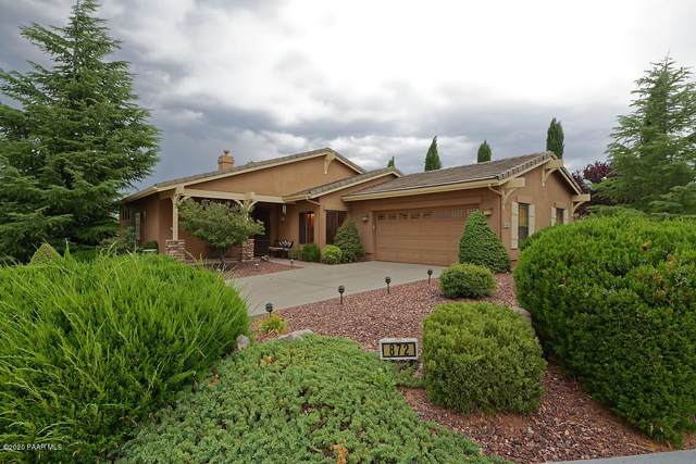 872 Baywood Drive, Prescott, AZ 86301 (#1032652) :: West USA Realty of Prescott