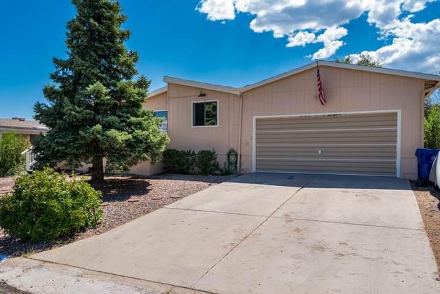 1270 Lago Vista, Prescott, AZ 86301 (MLS #1032661) :: Conway Real Estate