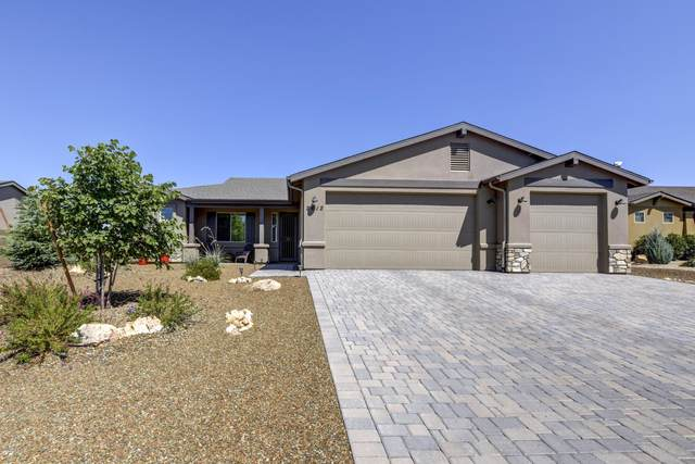 2612 Capella Drive, Chino Valley, AZ 86323 (#1032698) :: West USA Realty of Prescott
