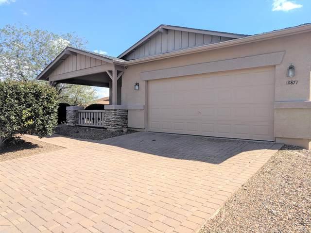 12877 E Rico Street, Prescott Valley, AZ 86327 (#1032701) :: West USA Realty of Prescott