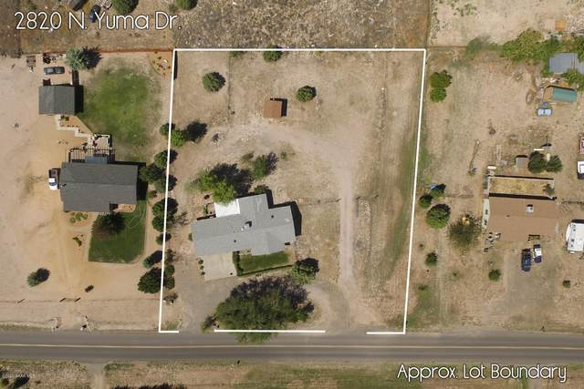 2820 N Yuma Drive, Chino Valley, AZ 86323 (#1032733) :: Shelly Watne