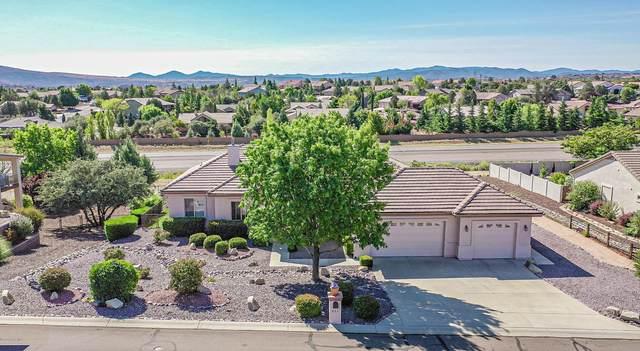 821 Peppermint Way, Prescott, AZ 86305 (#1032751) :: West USA Realty of Prescott