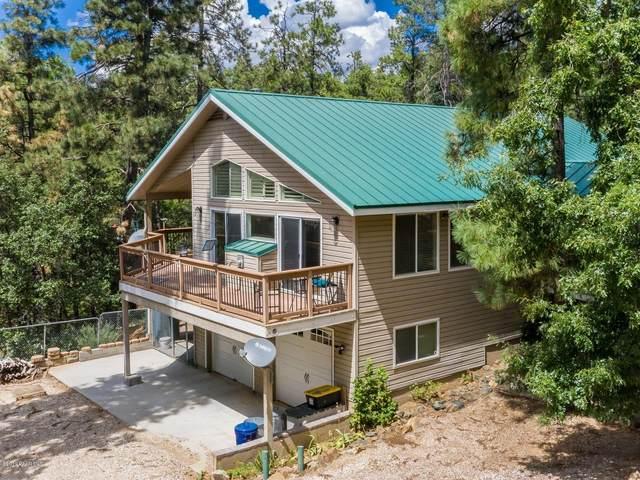 4640 S Ponderosa Avenue, Prescott, AZ 86303 (#1032752) :: West USA Realty of Prescott