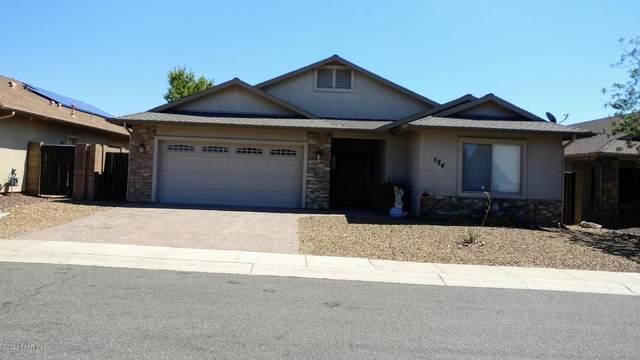 584 N Magdalena Street, Dewey-Humboldt, AZ 86327 (#1032753) :: West USA Realty of Prescott