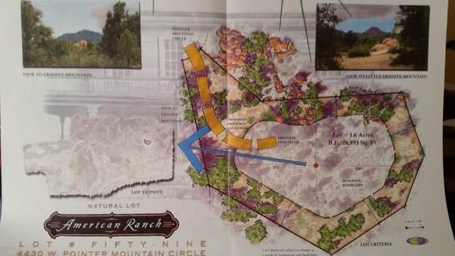 4430 W Pointer Mountain Circle, Prescott, AZ 86305 (#1032789) :: Shelly Watne