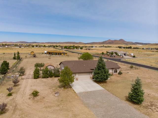 9220 E Barnwood Lane, Prescott Valley, AZ 86315 (#1032830) :: West USA Realty of Prescott