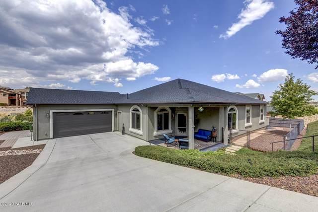 192 Juniper Ridge Drive, Prescott, AZ 86301 (#1032835) :: West USA Realty of Prescott