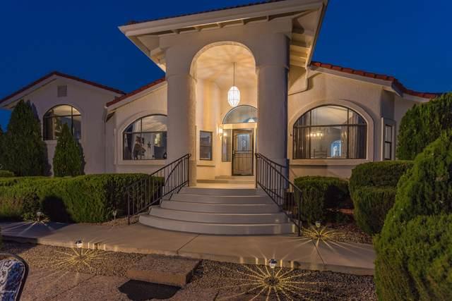 11590 E Concho Canyon, Dewey-Humboldt, AZ 86327 (#1032836) :: West USA Realty of Prescott