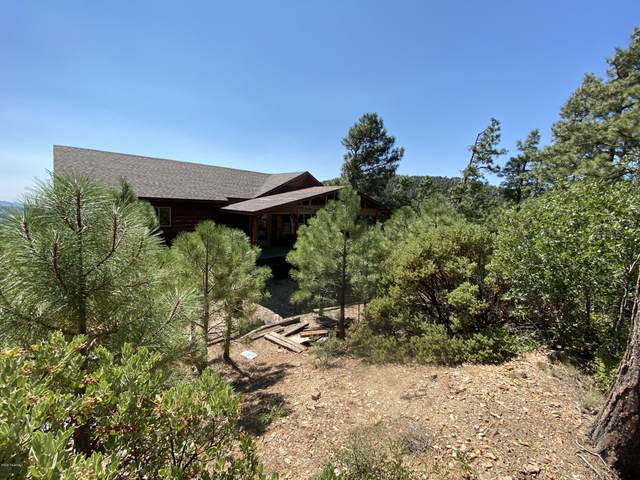 7101 E Wild Flower Road, Crown King, AZ 86343 (#1032860) :: West USA Realty of Prescott