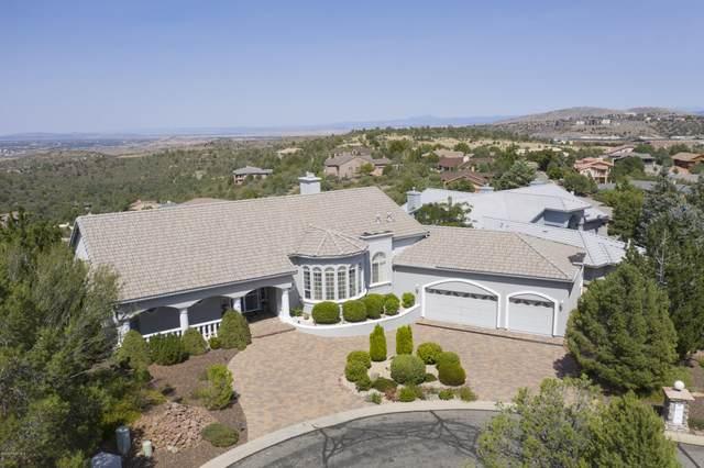 294 Morning Glow Circle, Prescott, AZ 86303 (#1032880) :: West USA Realty of Prescott