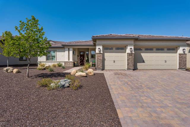 5252 Porter Creek Drive, Prescott, AZ 86301 (#1032893) :: West USA Realty of Prescott