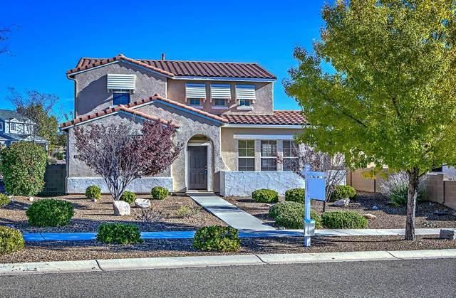 7782 E Bravo Lane, Prescott Valley, AZ 86314 (#1032916) :: West USA Realty of Prescott