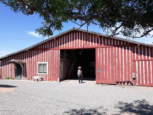 584 S Road 1, Chino Valley, AZ 86323 (#1032925) :: Shelly Watne