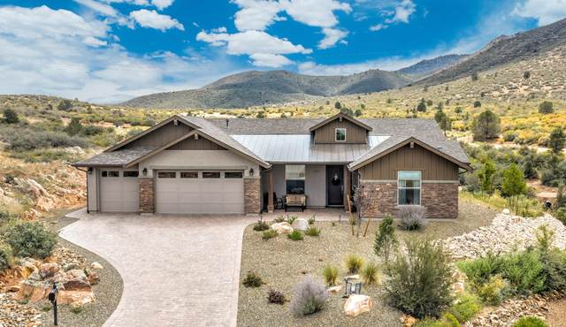 7270 E Sienna Springs Lane #6, Prescott Valley, AZ 86314 (MLS #1032932) :: Conway Real Estate