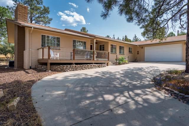 241 Plaza Drive, Prescott, AZ 86303 (MLS #1032935) :: Conway Real Estate