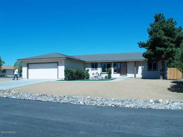9020 E Longhorn Drive, Prescott Valley, AZ 86314 (MLS #1032938) :: Conway Real Estate