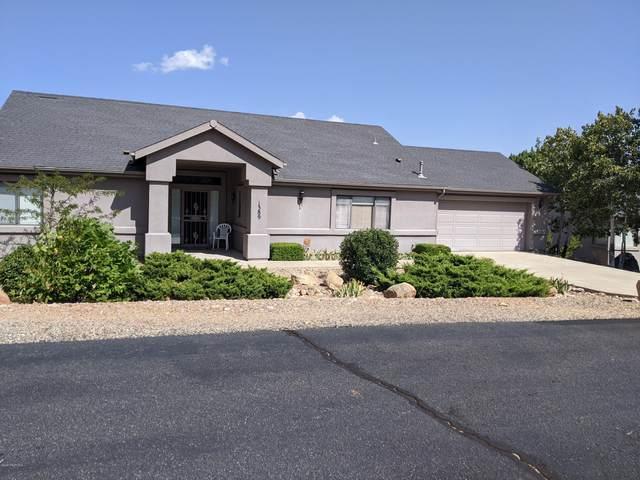 1389 Sierry Peaks Drive, Prescott, AZ 86305 (#1032954) :: West USA Realty of Prescott