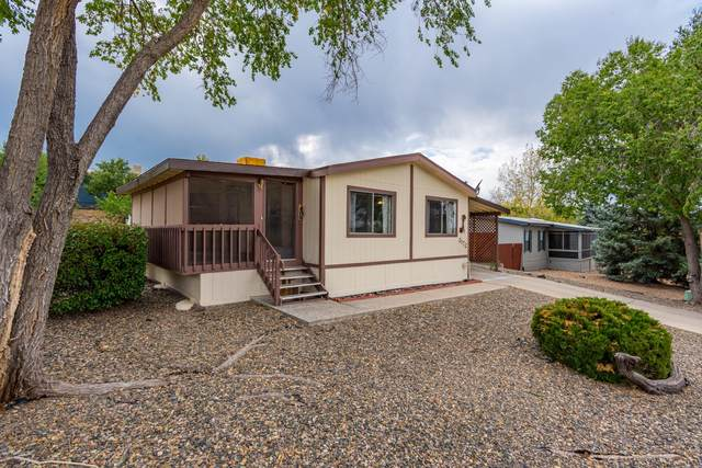 3172 Mariposa Road, Prescott, AZ 86301 (MLS #1033010) :: Conway Real Estate