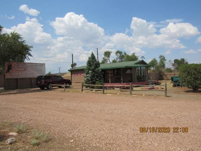 146 W Lewis Avenue, Ash Fork, AZ 86320 (MLS #1033023) :: Conway Real Estate