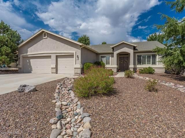 6752 E Desperado Drive, Prescott Valley, AZ 86314 (#1033039) :: West USA Realty of Prescott